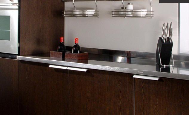 Inoxoeste aceros inoxidables for Accesorios de acero inoxidable para cocina
